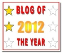 Blog of the Year Award 2 star