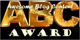 ABC Award!