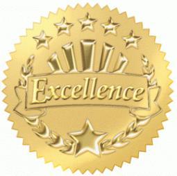Excellence Blog Award